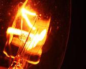 Lâmpada de tungstênio — Fotografia Stock