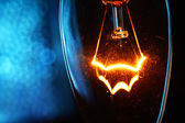 Tungsten Bulb — Stock Photo