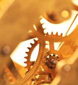 Mechanizm zegara — Zdjęcie stockowe