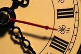 Viejo cara de reloj — Foto de Stock