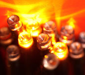Lampade a led — Foto Stock