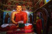 佛祖铜像 — 图库照片