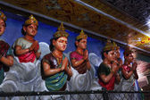 Hindu God Statues — Stock Photo