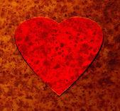 Dar serca — Zdjęcie stockowe