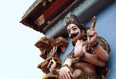 Hindu God Statue — Stock Photo