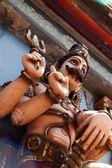 Estatua del dios hindú — Foto de Stock