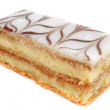 Stock Photo: Mille feuille