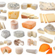 Royalty-Free Stock Photo: Various cheeses