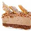 Stock Photo: Praline cake