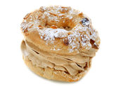 Paris–Brest cake — Stock Photo