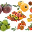 Ancient varieties of tomatoes — Stock Photo #27479215