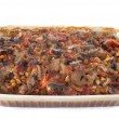 Lebanese moussaka — Stock Photo