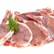 Pork chops — Stock Photo #48290529