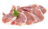 Pork chops — Stock Photo