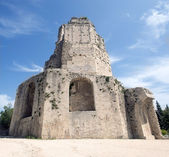 Antique Magne Tower — Stock Photo