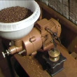 Milling coffee conceptual — Stock Video #12662627