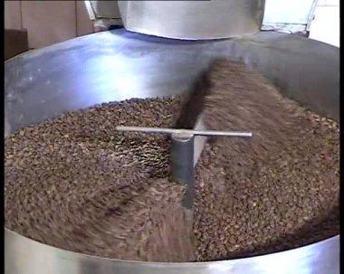 kahve karıştırma geniş statik — Stok video #12662646