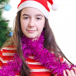 Christmas portrait — Stock Photo #14705887