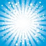 wybuch gwiazdy — Wektor stockowy  #3624039
