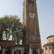 Campanile de Murano, Italie — Stock Photo