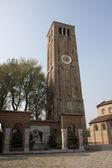 Campanile de Murano, Italie — Stock Photo