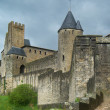 Stock Photo: City of Carcassone