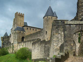City of Carcassone — Stock Photo