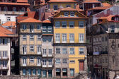 Facades of porto — Stock Photo
