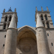 St. Peter cathedral in Montpellier — Stock Photo