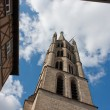 St. Michel's church in Limoges — Stock Photo