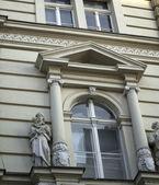 Tarihi bina merkezi — Stok fotoğraf