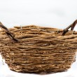 Aging basket — Stock Photo