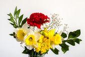 Blumenstrauss Farbe — Stockfoto