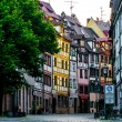 Stock Photo: Weißgerbergasse Nuremberg