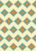 Ethnic pattern design — 图库矢量图片