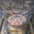 Palace Frescoes — Stock Photo