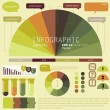 Royalty-Free Stock Vector Image: Set of Infographic elements.  Design template.