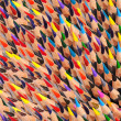 Background from color pencils — Stock Photo