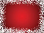 Holiday Red Background — Stock Vector