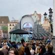 Постер, плакат: Guitar Guinness World Record event in Poland May 1 2014