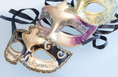 Venice carnival masks — Stock Photo