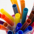 Colorful Felt Tip Pens. — Stock Photo