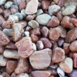 Pebble stones close up. — Stock Photo