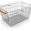 图库照片: Shopping Basket