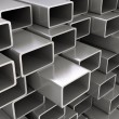 Steel pipes — Stock Photo #31780765