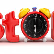 Stop time — Stock Photo #31780977