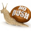 No rush Snail — Stock Photo #31782695