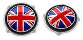 England UK flag button — Stock Photo