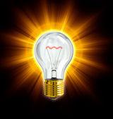 Light Bulb — ストック写真