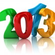 New Year 2013 — Stock Photo #32529893